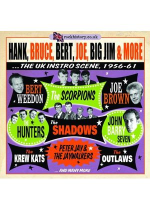 Various Artists - The UK Instro Scene (1956-1961) (Music CD)