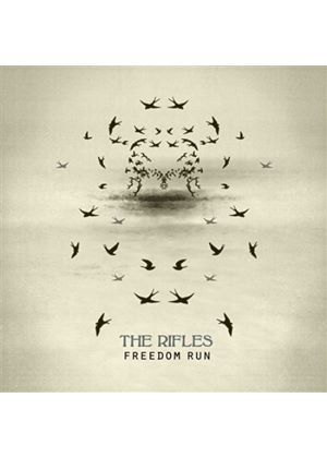 The Rifles - Freedom Run (Music CD)