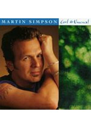 Martin Simpson - Cool And Unusual (Music CD)