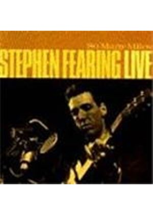 Stephen Fearing - So Many Miles (Live)