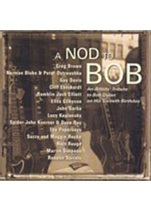 A Nod To Bob - An Artists Tribute To Bob Dylan (Music CD)