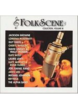 Various Artists - Folkscene Collection Vol. 3 (Music CD)