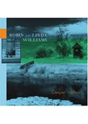 Robin And Linda Williams - Deeper Waters (Music CD)