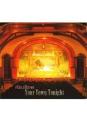 Eliza Gilkyson - Your Town Tonight (Live) (Music CD)