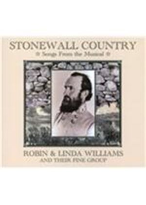 Robin & Linda Williams - Stonewall Country (Music CD)