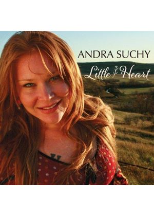 Andra Suchy - Little Heart (Music CD)