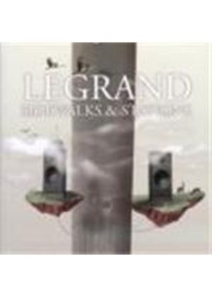 Legrand - Sidewalks & Stations (Music Cd)
