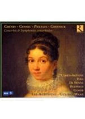 VARIOUS COMPOSERS - Concertos And Symphonies Concertantes