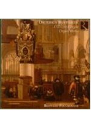 Dietrich Buxtehude - Organ Works (Focroulle) (Music CD)