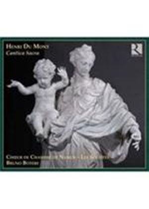 Du Mont: Cantica Sacra (Music CD)