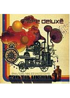 Pepe Deluxe - Spare Time Machine (Music CD)