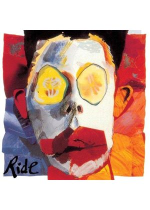 Ride - Going Blank Again (Music CD)