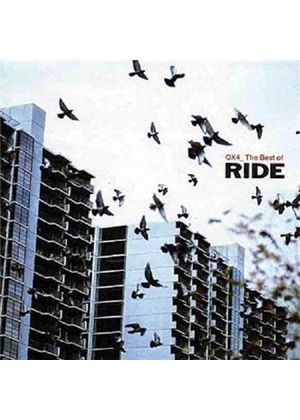 Ride - OX4 - THE BEST OF (Music CD)