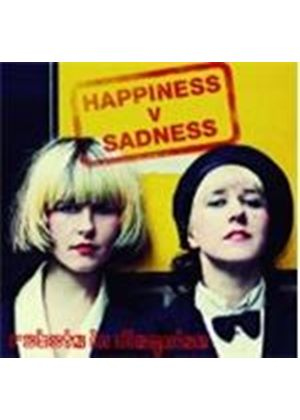 Robots in Disguise - Happiness Vs Sadness (Music CD)
