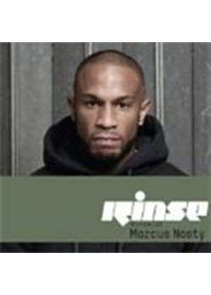 Various Artists - Rinse Vol.10 (Mixed By Marcus Nasty) (Music CD)