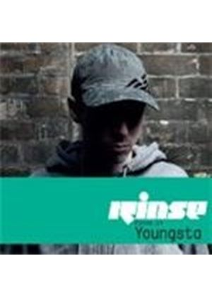 Various Artists - Rinse Vol.14 (Mixed By Youngsta) (Music CD)