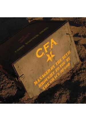 C.F.A. - Managed by the Devil, Brought to You by the Grace of God (Music CD)