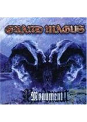 Grand Magus - Monument (Music Cd)