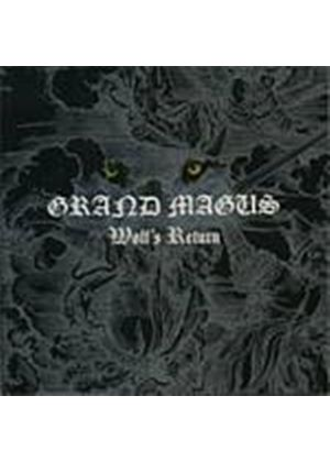 Grand Magus - Wolfs Return (Music CD)