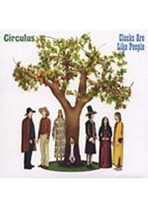 Circulus - Clocks Are Like People (Music CD)
