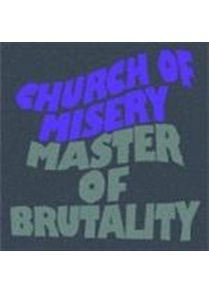 Church Of Misery - Master Of Brutality (Music CD)