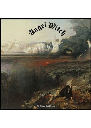 Angel Witch - As Above, So Below (Music CD)