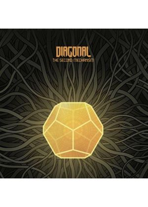 Diagonal - Second Mechanism (Music CD)