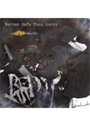 Red XIII - Better Safe Than Sorry (Music CD)