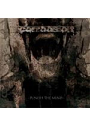Corroosion - Punish The Mind (Music CD)