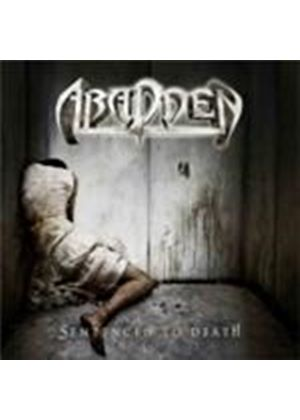 Abadden - Sentenced To Death (Music CD)