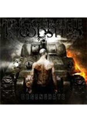 Trigger The Bloodshed - Degenerate (Music CD)
