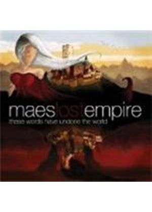 Mae's Lost Empire - These Words Have Undone The World (Music CD)