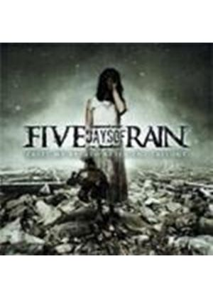 Five Days Of Rain - Taste My Breath After The Fallout (Music CD)
