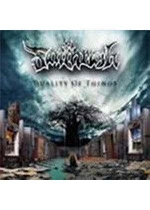Fanthrash - Duality Of Things (Music CD)