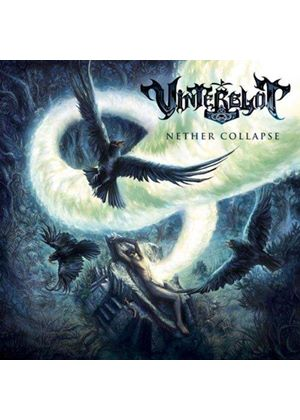 Vinterblot - Nether Collapse (Music CD)