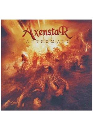 Axenstar - Aftermath (Music CD)