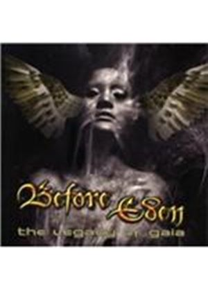 Before Eden - Legacy of Gaia (Music CD)