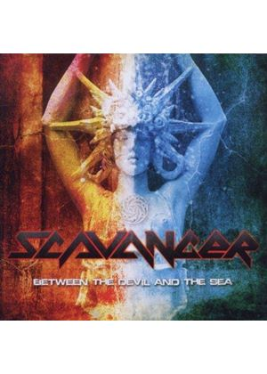 Scavanger - Between The Devil And The Sea (Music CD)