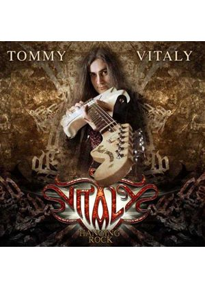 Tommy Vitaly - Hanging Rock (Music CD)
