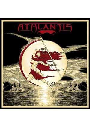 Atlantis - M.W.N.D. (Metal Will Never Die) (Music CD)