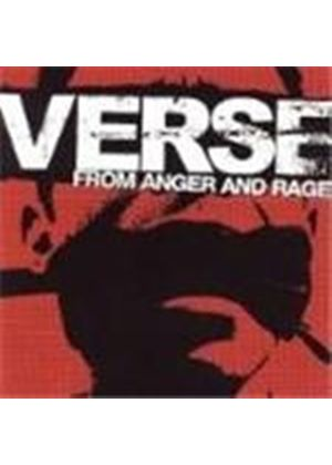 Verse - From Anger And Rage (Music Cd)