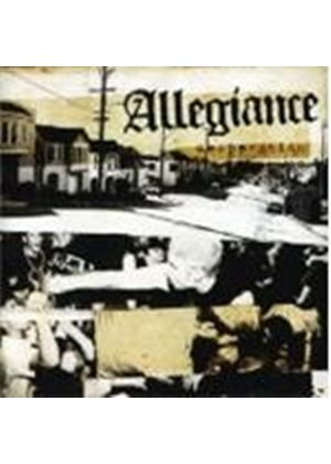 Allegiance - Desperation (Music Cd)