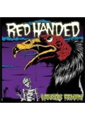 Red Handed - Wounds Remain (Music Cd)