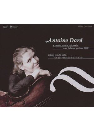 Dard: (6) Cello Sonatas