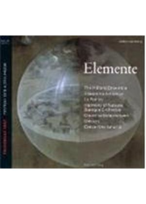 VARIOUS COMPOSERS - Elemente Trigonale 2007 (Festival Of Early Music)