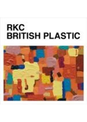 RKC Adam Ficek - British Plastic (Music CD)