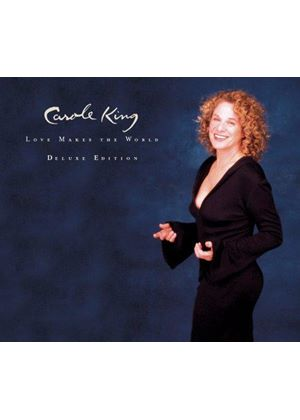 Carole King - Love Makes The World [Deluxe Edition] [US Import]