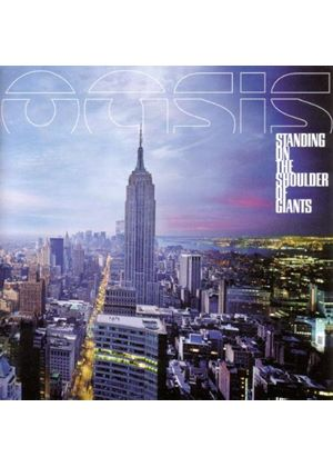 Oasis - Standing On The Shoulder Of Giants (Music CD)
