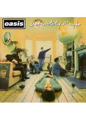 Oasis - Definitely Maybe (Music CD)