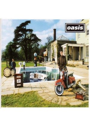 Oasis - Be Here Now (Music CD)